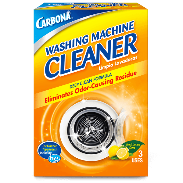 clean washer machine