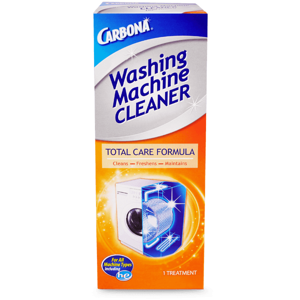 washing machine cleaner washing machine total care carbona cleaning products 29277