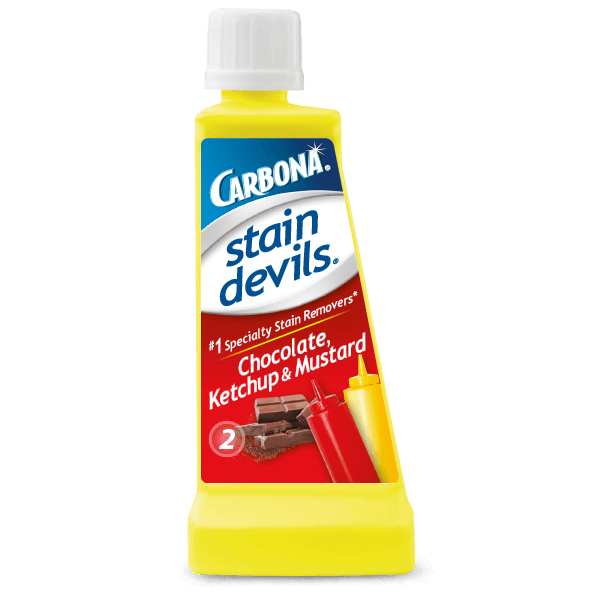 Stain Devils® #2 - Chocolate, Ketchup & Mustard