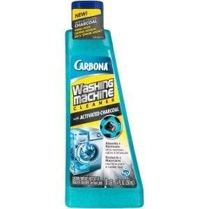 Washing Machine Cleaner with Activated Charcoal